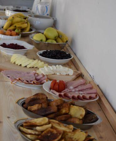 Pannonia Terranova - Breakfast